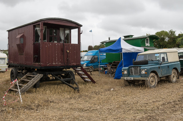 Brake van adaptation