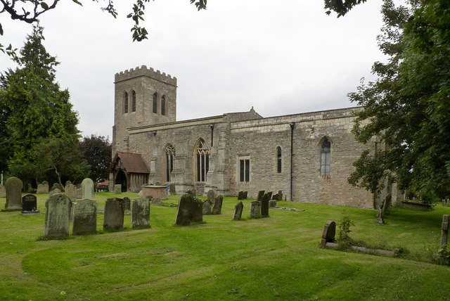 Church of St Peter, Laneham