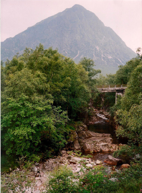 A low River Coupall and bridge