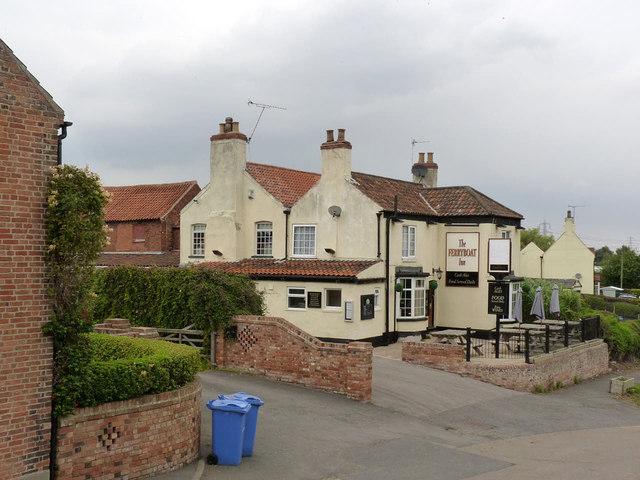 Ferry Boat Inn, Church Laneham