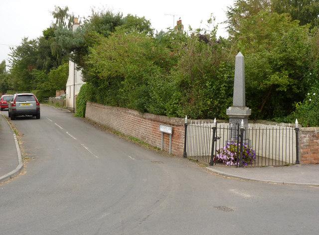 Laneham War Memorial