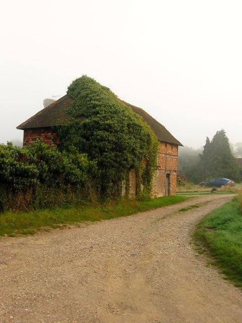Old Granary, Garston's Farm