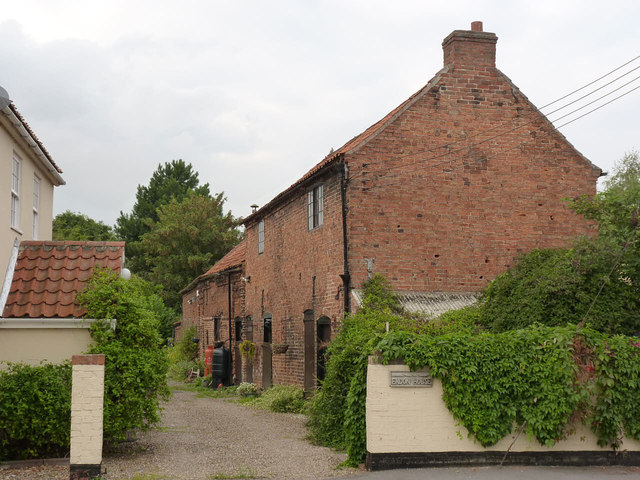 Outbuildings at Endon House