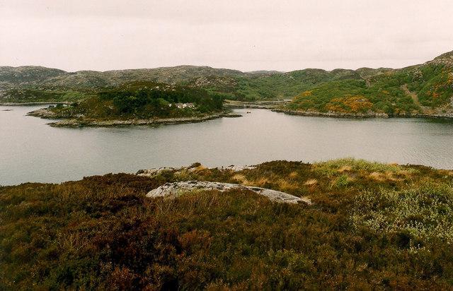 Loch an Eisg Brachaidh
