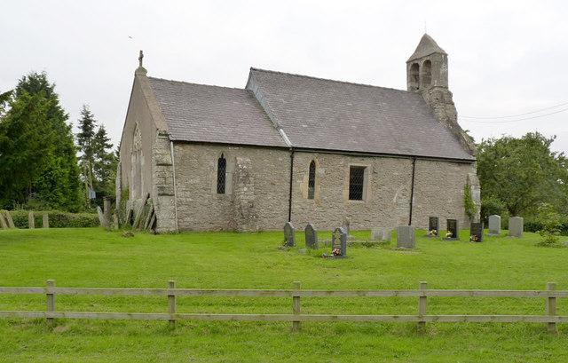 Church of St Peter, Stokeham