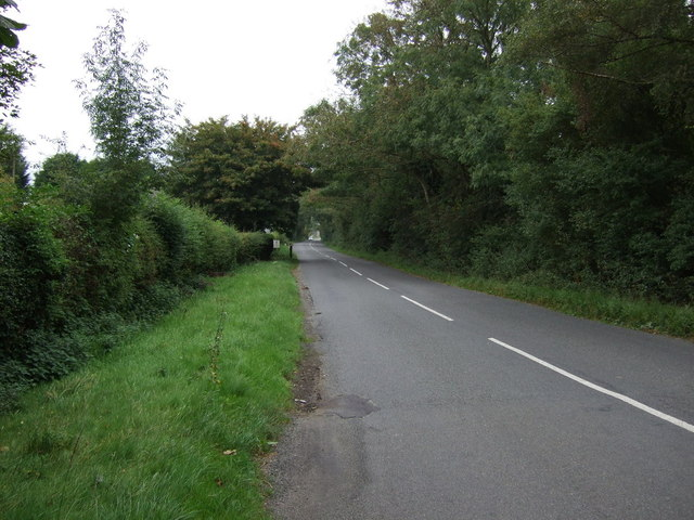 B1399 towards Fulnetby