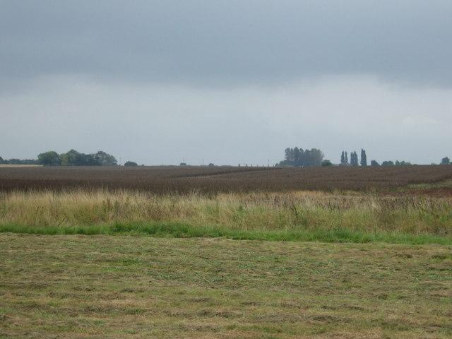 Farmland near Fulnetby
