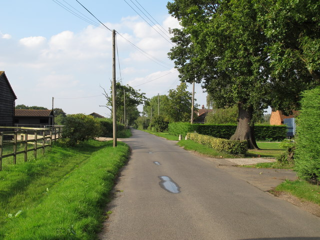 Tudwick Road, Tolleshunt D'arcy
