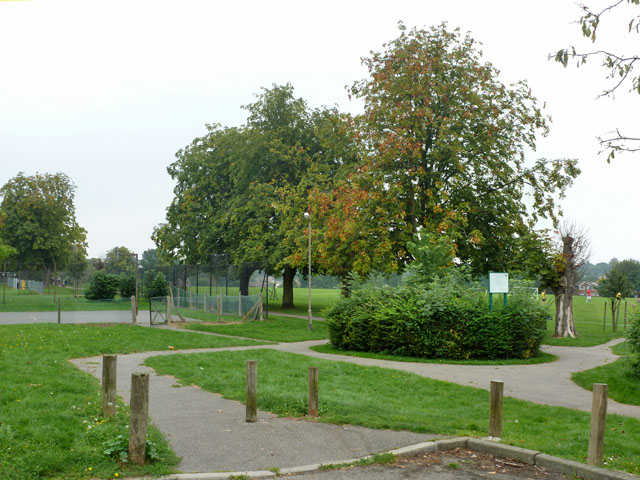 Fairview Playing Field, Rayleigh