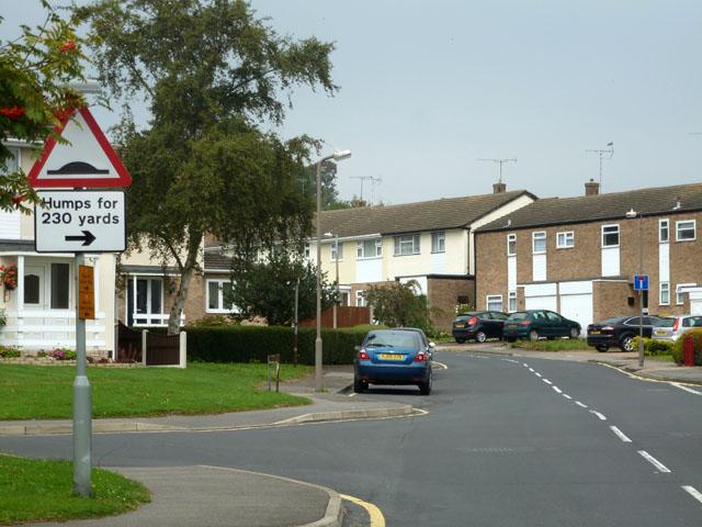 Derwent Avenue, Rayleigh