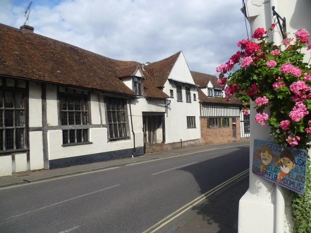 Water Street, Lavenham