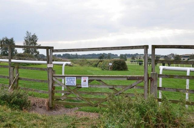 Gateway by Kelso Racecourse