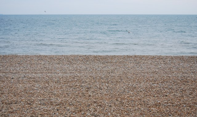 Beach, West Folkestone