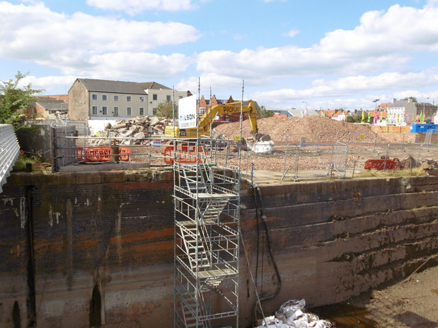 The Town Dry Dock, Hull