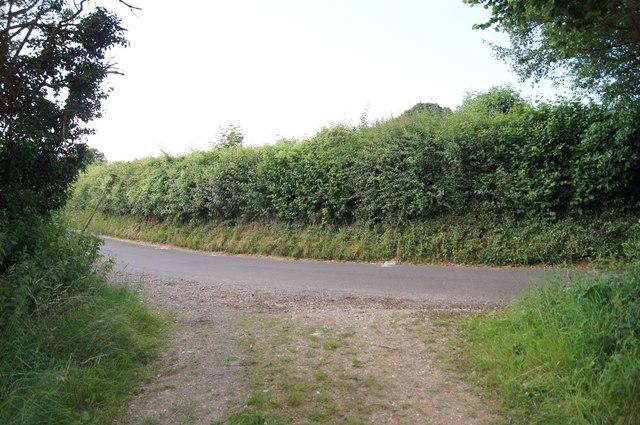Field access of Waltham Lane