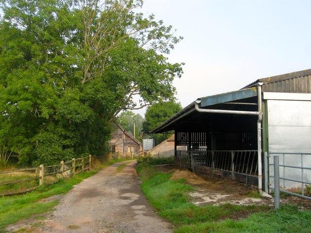 The Barn, Nyeshill Farm