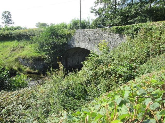Afon Gwenlais Bridge
