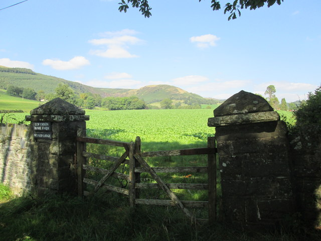 Old Gateway at Home Farm