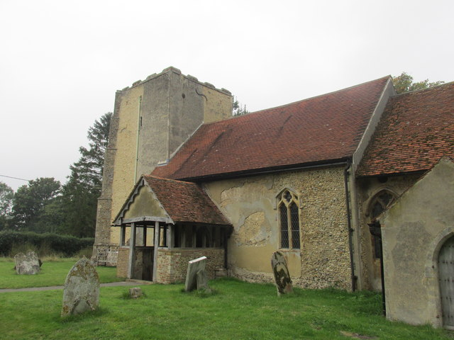 All Saints' and St Margaret's church and graveyard