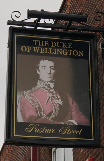 The Duke of Wellington, Pasture Street, Grimsby