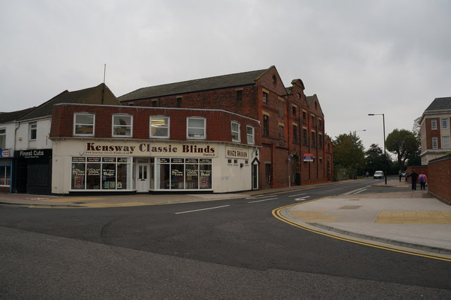 Kensway Classic Blinds on Pasture Street, Grimsby