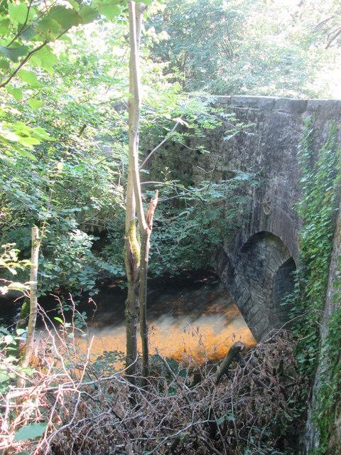 Pont Newydd & River Towy