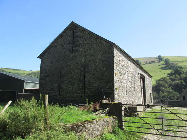 Barn at Dyflyn Farm