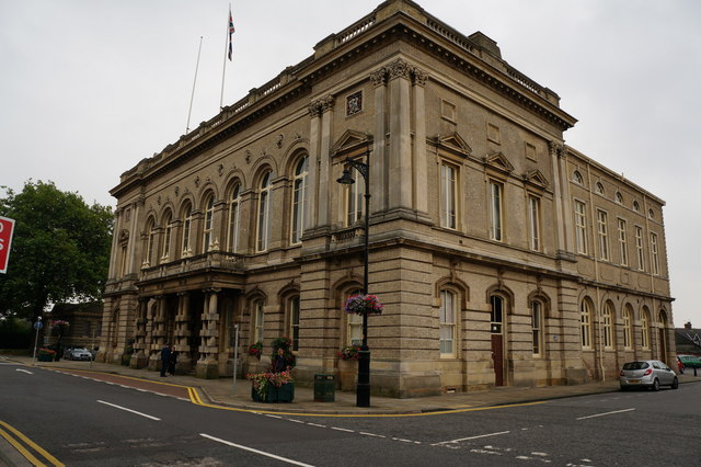 The Town Hall, Grimsby