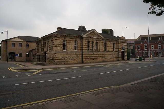 The former Corporation Grammar School