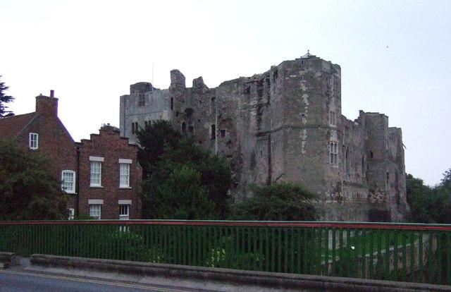 Newark Castle from Trent Bridge
