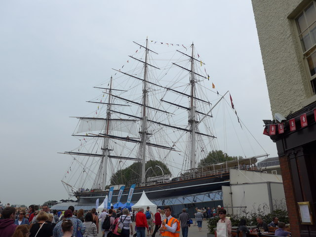 Greenwich on Tall Ships Saturday (3)