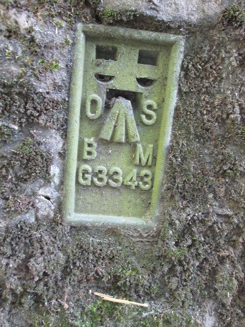 Ordnance Survey Flush Bracket (G3343)