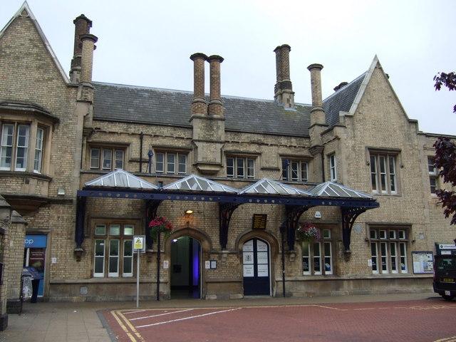 Lincoln Railway Station