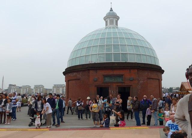 Greenwich on Tall Ships Saturday (6b)