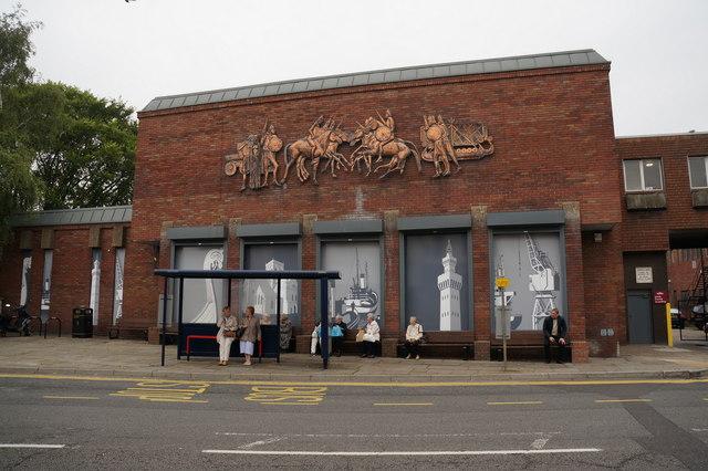 Wilko's Shop on Bethlehem Street, Grimsby