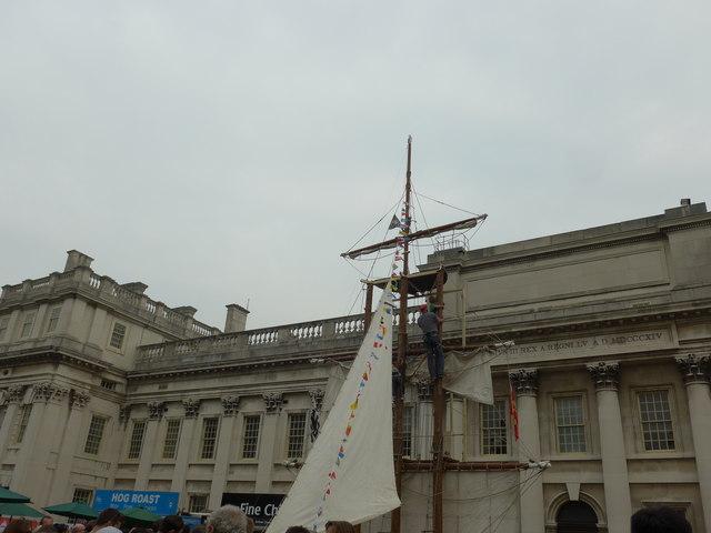 Greenwich on Tall Ships Saturday (18)