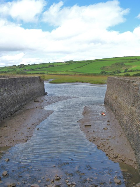 Kidwelly Quay