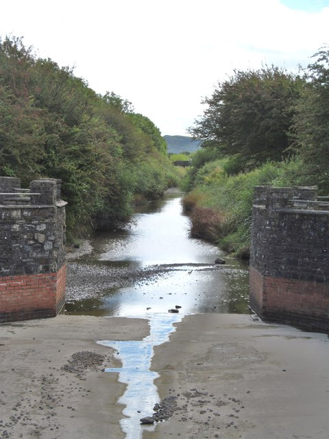 Kymer's canal, Kidwelly
