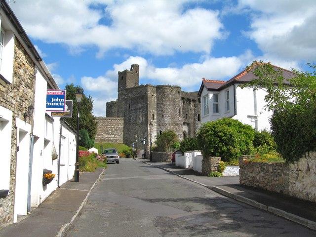 Castle Street Kidwelly