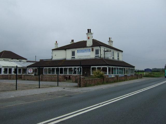 Former Station Inn, Langworth