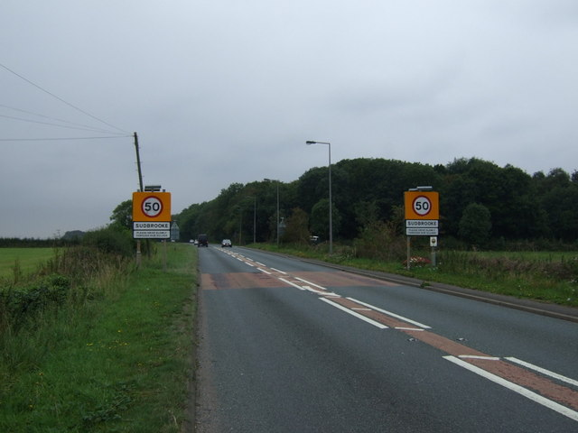 Station Road (A158)