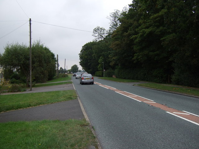 Wragby Road (A158)