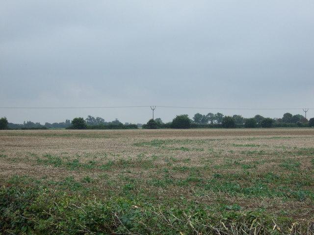 Farmland south off Sudbrooke