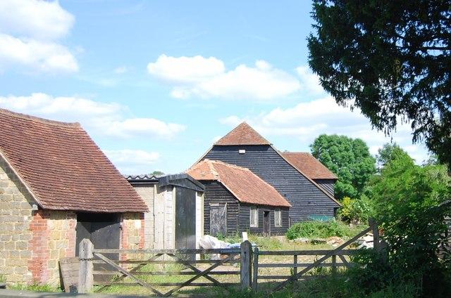 Barns, Lydens Farm