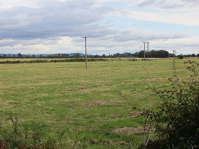 Flat fields, Carse of Gowrie