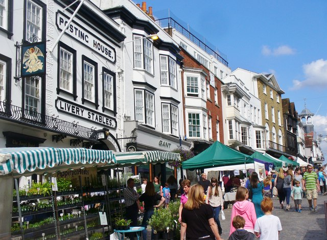 Guildford - Farmers' Market