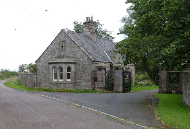 Gatehouse to Cheswick House