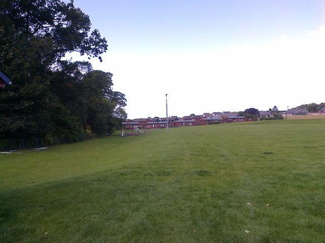 Home Park, Coldstream