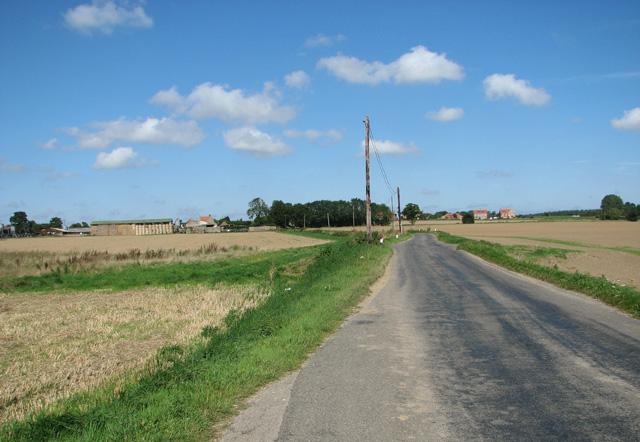 View towards Beech Farm