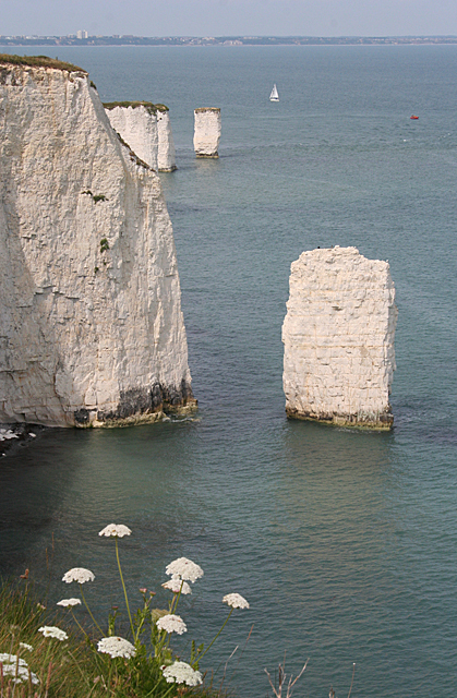 Old Harry and a Pinnacle